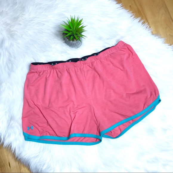 Under Armour Pants - Under Armour Cotton Running Shorts